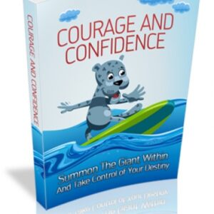 Courage And Confidence - Large